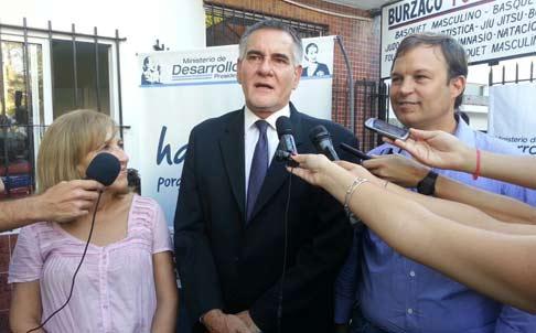 Con el aval de Alicia Kirchner, Castagneto desembarcó en