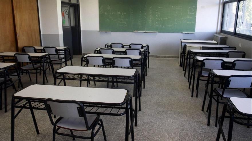 """Resultado de imagen de aulas vacias entre rios"""""""